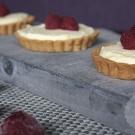 Zoet zonder suiker: Mango framboos taartjes