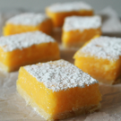 Citroen mango slices