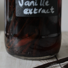 Homemade vanille extract maken
