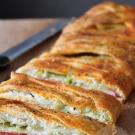 Gevuld pizza brood - Stromboli