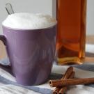 Kaneel siroop voor in de koffie