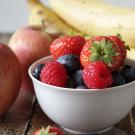 Tips voor het bakken met fruit