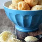 Glutenvrije kaas broodjes - Pao de Queijo