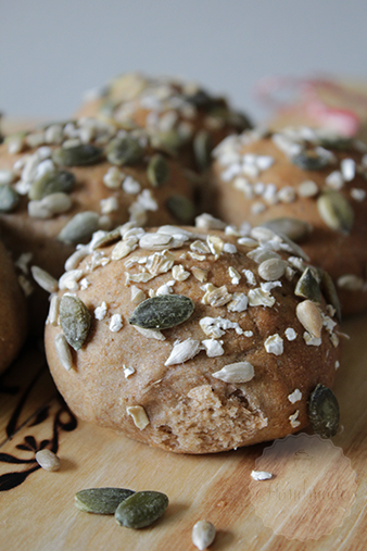 Rogge spelt broodjes | HandmadeHelen
