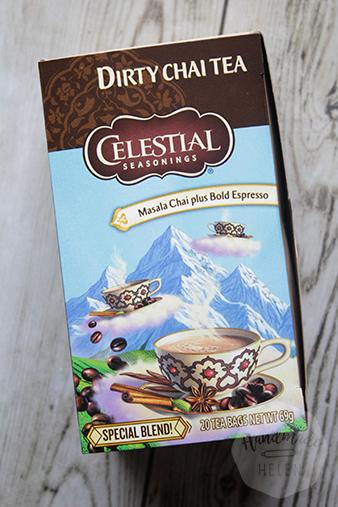 Celestial Dirty Chai tea - Celestial Seasonings
