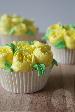 Paas cupcakes met tulpen   HandmadeHelen