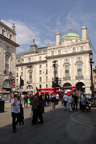 London, Picadilly