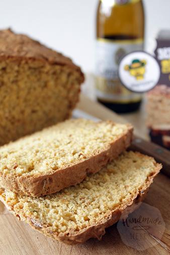 Dapeppa mix voor cheese union bierbrood | HandmadeHelen